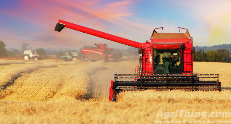 Online Trade for Agriculture Machinery & Equipment