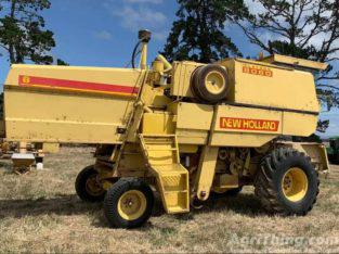New Holland 8060 83 Model Reconditioned combine harvester