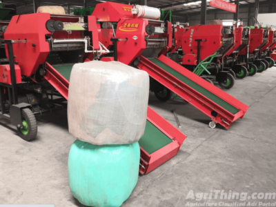 Silage Wrapping | Silage Machine