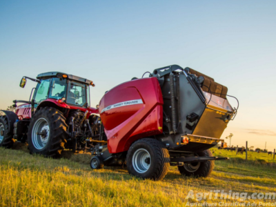 How can we make corn silage bales with silage baler?