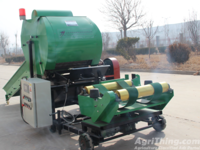 What types of silage baler are there in the market today?