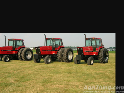Tractors For Agriculture Farmlands