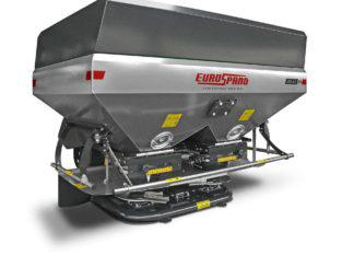 Mounted fertilizer spreader JOLLY/ZEUS