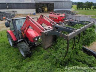 Tractor Front Grabber
