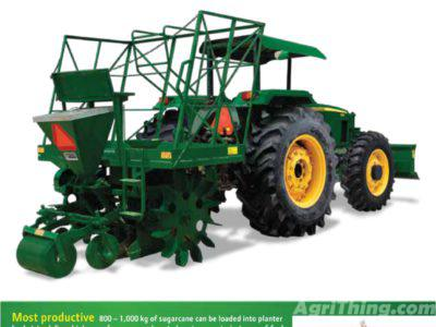 John Deere Sugarcane Planter SP-3140