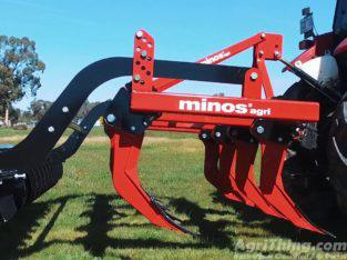 Tractor Chisel Plow