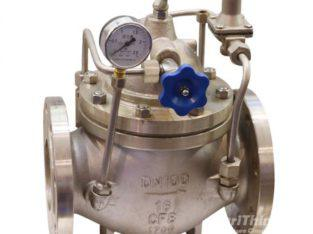 Factory Supply Stainless Steel Flow Control Valve Multifunctional Hydraulic Control Valve And Parts