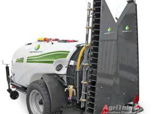 Trailed agricultural orchard sprayer and atomizer Q WECTOR 7