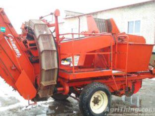 Grimme Potato Harvesters and Parts
