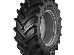 Silage Harvester Tires TM900 High Power & DUO 500 Dual Monting System
