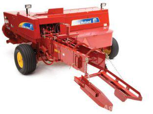 NEW HOLLAND BC5000 SMALL SQUARE BALERS