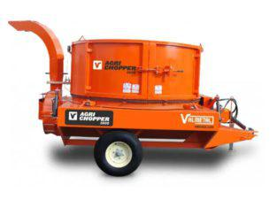 Semi-mounted straw spreader and blower, Models 5500, 5600