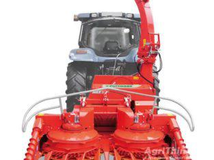Trailed Forage Harvester MEX 5 High Chute (up to 15.58′ / 4.75 m)
