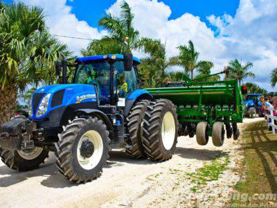 Purchasing A New Holland 480 Tractor