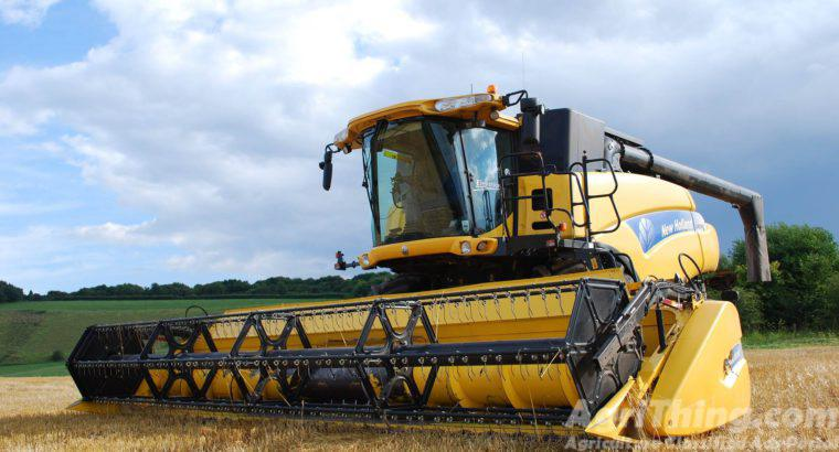 How to Choose a Combine Harvester